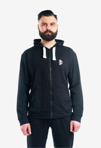 Худи Berserk Pragmatic black without fleece изображение