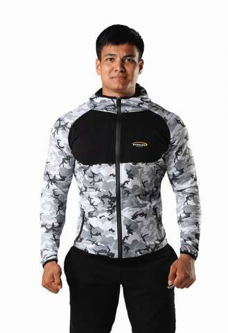 Худи BERSERK EVOLUTION FIT camo изображение